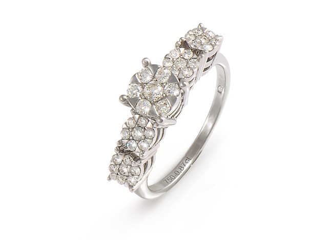 5f76851f7 PRSTEN 5 KVĚTŮ - centrální | Dstones - šperky pro každou příležitost ...